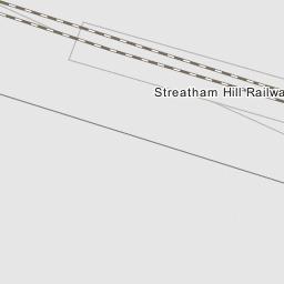 Streatham Hill Railway Station Photo 7 Balham West Norwood.