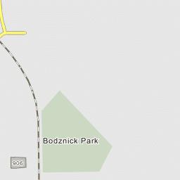 Streator Illinois Map.Bodznick Park Streator Illinois