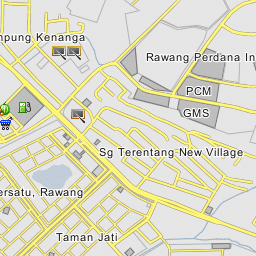 Associated Pan Malaysia Cement Sdn Bhd Lafarge Rawang Plant Rawang