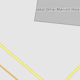 Jabal Omar Marriott Hotel - Makkah