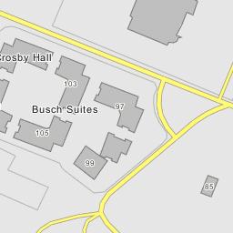Busch Campus Center