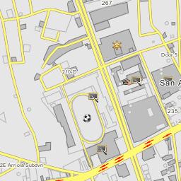 university of cebu main campus map Southwestern University Aznar Coliseum Complex Cebu City university of cebu main campus map