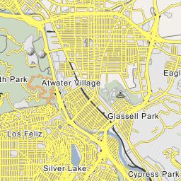 San Marino California Map.Fire Service In San Marino California City