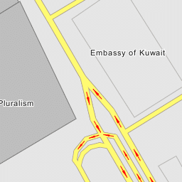Embassy of Kuwait - City of Ottawa, Ontario