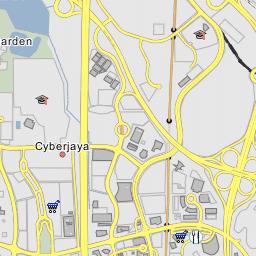 mmu cyberjaya campus map Multimedia University Mmu Cyberjaya Main Campus Cyberjaya mmu cyberjaya campus map